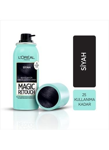 L'Oréal Paris Magıc Retouch Sıyah Renkli